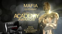 REPIN & WIN $1,000.00 Sephora Gift Card! Our biggest giveaway EVER!   #beauty #makeup #hair #oscars #academyawards #vegas #lasvegas #mafia #bridal #wedding #bride #makeupjunkie #eyeshadow #fashion #skincare #redcarpet  www.labellamafiab...