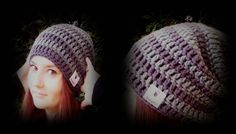 STRICKPARADIES: SELFMADE Beanie MyBoshi Style Nr.11 http://www.strickparadies.com/index.php?cat=c197_SELFMADE-Haekelmuetze-Beanie-MyBoshi-Style-SELFMADE-Haekelmuetze-Beanie-MyBoshi-Style.html
