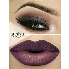 WOW!! Stunning look by ✨@anshu_makeup✨