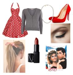 """50s"" by emshort on Polyvore"