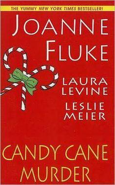 'Candy Cane Murder' by Joanne Fluke