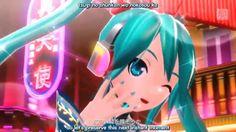 World's End Dancehall feat.Hatsune Miku & Megurine Luka - Project DIVA F...