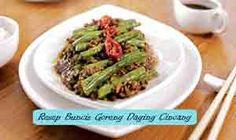 Resep Masakan Cina