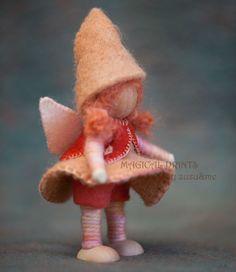 "magical felt gnome PRINT ""anouk"""
