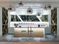 Minimalismo.Casa de lujo en Johannesburgo. Kitchen