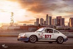 """Magnus Walker's 1971 Porsche 911 """"277″"""