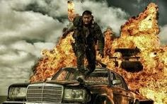 """Entertainment Updates: During its filming watch the stunt in """"Mad Max: Fu..."""