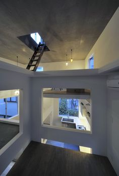 HouseT / Hiroyuki Shinozaki Architects