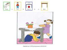 Encima debajo libro 1 laminas by Nieves Lopez Pons via slideshare