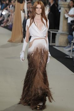 Stéphane Rolland Fall Couture 2012