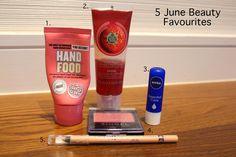 My 5 June 2014 Beauty Favourites