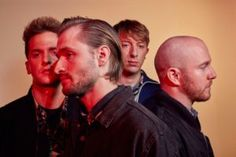 Interview withTom Fleming from Wild Beasts, By Brit Bachmann. Wild Beasts' forthcoming release 'Boy King', comes out on August via Domino Records. Metallica, Charleton Heston, New Rock Music, Interview, Independent Music, Post Punk, Lps, News Songs, Sweet Fifteen