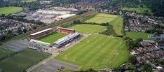 Výsledek obrázku pro the hive stadium aerial view
