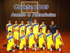 2009-Baloncesto. Cadete 2009. Fase Ascenso Autonómico.