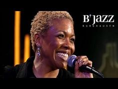 ▶ Dee Dee Bridgewater - Jazzwoche Burghausen 1998 - YouTube love the song Mr. Paganini at 40 mins