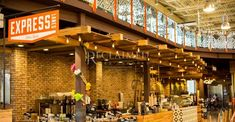 Whole Foods Hand Hewn Beams, Wood Beams, Barn Siding, Old Factory, Old Building, Retail Space, Reclaimed Barn Wood, Fireplace Mantels, Home Decor Inspiration