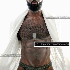 No Shave November, Shaving, Movie Posters, Movies, Black, Films, Black People, Film Poster, Cinema