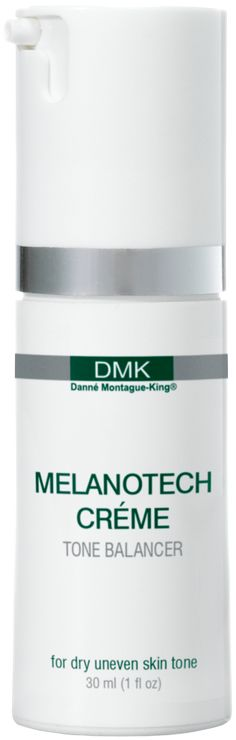 Melanotech Crème - A nourishing crème that is specifically designed for darker skin tones, hyper pigmentation and skin that is genetically prone to pigmentation. It aims to revise and even out skin tone, prevent hyper-pigmentation and brighten the skin by acting as a tone balancer.