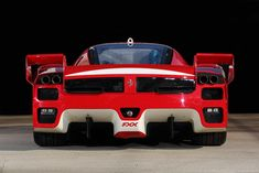 BINGO SPORTS WORLD   2005 Ferrari FXX