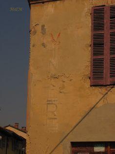 M&M: il nostro mondo in un click: Slogan del passato...