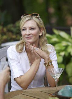 Cate Blanchett. Blue Jasmine, 2013 (d. Allen)