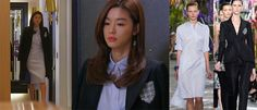 Jun Ji Hyun's Fashion Style – You Who Came From the Star Episode 17 | Beatus Corner