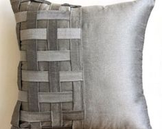 Decorative Throw Pillow Covers Couch Pillow by TheHomeCentric