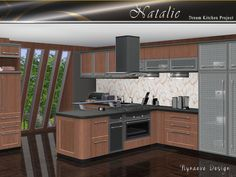 Natalie Kitchen by NynaeveDesign - Sims 3 Downloads CC Caboodle