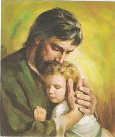 """catholicsoul: """" """"Who can doubt that it is our duty to honor St. Joseph, when the Son of God Himself honored him with the name of father?"""" """"If then the King of Kings wished to elevate Joseph to so high. Religion Catolica, Catholic Religion, Catholic Art, Catholic Saints, Religious Art, Church Pictures, Religious Pictures, Jesus Pictures, Christian Images"""