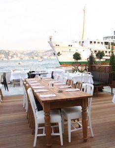 The House Café - Ortaköy, Istanbul