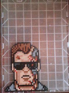 Terminator Perler Bead | Crafty Amino
