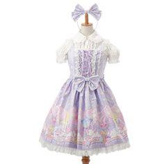 http://www.wunderwelt.jp/products/detail5059.html ☆ ·.. · ° ☆ ·.. · ° ☆ ·.. · ° ☆ ·.. · ° ☆ ·.. · ° ☆ cotton candy shop dress and headband Angelic pretty ☆ ·.. · ° ☆ How to order ☆ ·.. · ° ☆ http://www.wunderwelt.jp/blog/5022 ☆ ·.. · ☆ Japanese Vintage Lolita clothing shop Wunderwelt ☆ ·.. · ☆ # egl