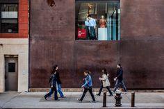 첼시 겔러리 지역 에서 촬영한 뉴욕 허니문 스냅 사진 입니다