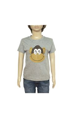 """Camiseta """"Monkey"""" #tshirt #monkey #smartyfun #kids"""