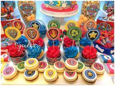 Paw Patrol Birthday Party   CatchMyParty.com
