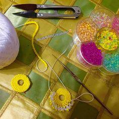 swatividhi Hello  Saturday!! Have a great weekend Working on earrings  #crochet #crochetflowers #yellow #crochetearring #crochet #crochetwithbeads #handmade #beads #swatividhicreations #swatividhi #crochetersofinstagram #instacrochet #crocheting #crochetersofinsta #crochetersoftheworld #ilovecrochet #yarnaddict #yarnporn #crochetearrings #crochetfriends #crochetaddict #instacrochet #crochetmania  #handmadewithlove #crochetcrazy #singapore #crochetofinstagram #handmadegifts  #sgig #igsg…