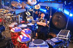 My Name's Amp Percussionist from Thailand