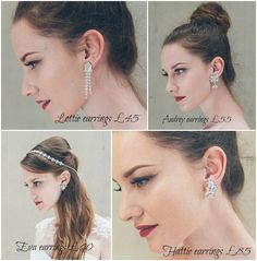Boho Loves – The Adagio Bridal Accessories Collection by Debbie Carlisle