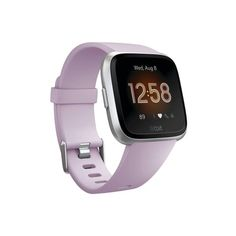 Fitbit Versa Lite Smartwatch With Small & Large Band - Lilac : Target Fitbit App, Fitbit Charge, Fitness Tracker, Apple Watch, Sport Mode, Android Features, Smartphone, Stylish Watches, Accessories