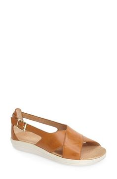 Tommy Bahama 'Relaxology - Illucie' Leather Sandal (Women) available at #Nordstrom