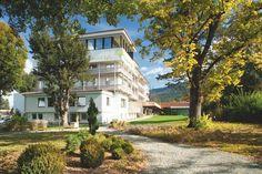 Park Hotel Igls, Austria - The Spa Man