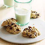Oatmeal Peanut Butter Chocolate Chip Cookies Recipe   MyRecipes.com