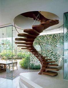 Gorgeous staircase