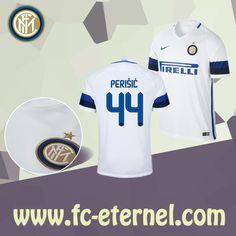 fc-eternel:Maillot de Foot Inter Milan (PERISIC 44) Exterieur 16/17 Thai Edition