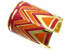 Bracelet bracelet cuff mteal Orange Fashion Jewelry Costume Jewelry fashion accessory Beautiful Charms Beautiful Charms KP FASHION fashion jewelry. $13.47