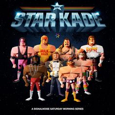 A collection of creative WWE (World Wrestling Entertainment) superstar graphic illustrations created by James White. James White, Wrestling Stars, Wrestling Wwe, Wwe Superstars, Character Art, Character Design, Character Concept, Judge Dredd, Star Wars