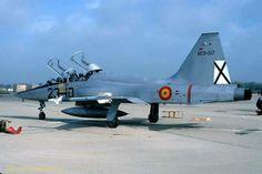 Northrop F-5B Tiger (AE.9), Ala 23, Ejército del Aire, Spanish Air Force.