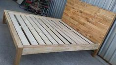 Whole beds made from pallet wood | Beds | Gumtree Australia Morphett Vale Area - Clarendon | 1084134668