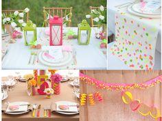 Neon Wedding Ideas