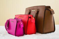 Fast Food & Fast Fashion | a personal style blog: Michael Kors Selma Handbag Comparison